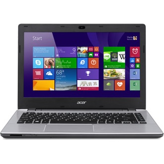 Acer Aspire V3-472-55TQ notebook ezüst