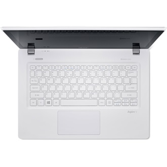 "Acer Aspire V3-372-51JQ 13.3"" HD, Intel Core i5-6200U, 8GB, 256GB SSD, Intel Graphics 520, No ODD, No OS, Fehér"