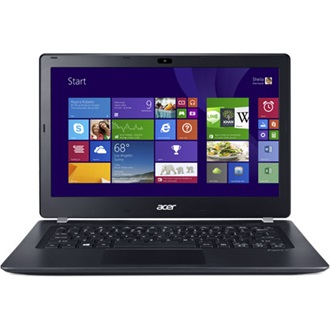 Acer Aspire V3-372T-727S notebook fekete
