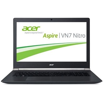 Acer Aspire VN7-591G-76LE notebook fekete