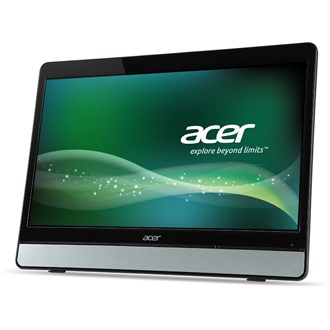 "Acer FT240HQLBMJJCZ 23.6"" touchscreen LED monitor fekete"