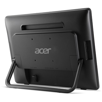 "Acer FT220HQLBMJJ 21.5"" touchscreen LED monitor fekete"