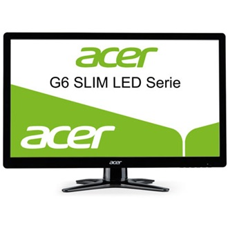 "ACER G226HQLHBD 21.5"" TN LED monitor fekete"
