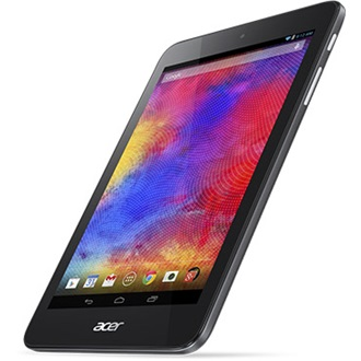 "Acer Iconia B1-750-19GV 7"" 16GB tablet fekete"
