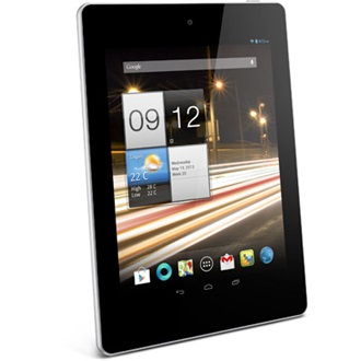 "Acer Iconia TAB A1-811 7.9"" 16GB 3G tablet ezüst"