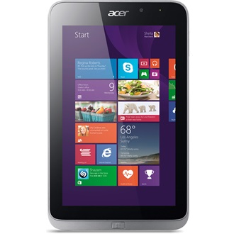 "Acer Iconia W4-820-Z3742G06AII 8"" 64GB tablet szürke"