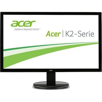 "Acer K222HQLBID 21.5"" TN LED monitor fekete"