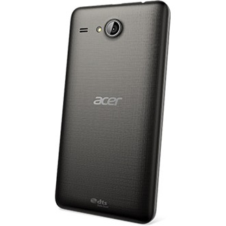 Acer Liquid Z520 Dual SIM, Black (Android)