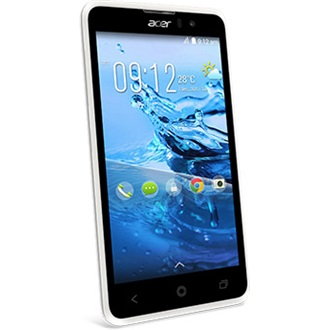 Acer Liquid Z520 Dual SIM, White (Android)