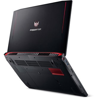 Acer Predator G9-791-747Q notebook fekete + 2TB HDD