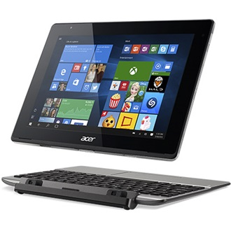 Acer Tablet Aspire Switch 10 FHD (NT.G63EU.001) 64GB + 500 GB tablet, Iron (Windows 10)