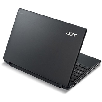 Acer TravelMate B113-M notebook fekete