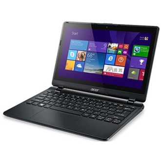 Acer TravelMate TMB115-MP-43K4 notebook fekete