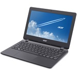 Acer TravelMate TMB116-M-C62M notebook fekete