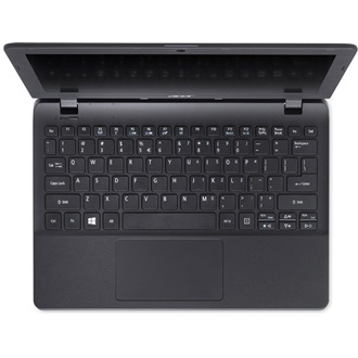 Acer TravelMate TMB116-M-P4TZ notebook fekete