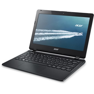 Acer TravelMate TMB116-M-P826 notebook fekete