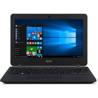 Acer TravelMate TMB117-MP-P0XV notebook fekete