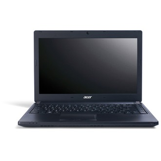 Acer TravelMate TMP633-M-33124G50TKK notebook fekete