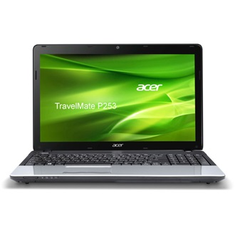 Acer TravelMate TMP256-MG-39X9 notebook fekete