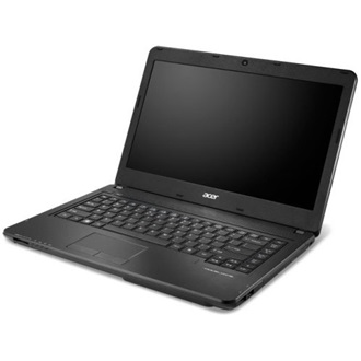 Acer TravelMate TMP246-M-36WH notebook fekete