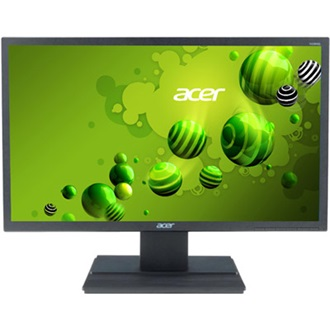 "Acer V206HQLAb 19.5"" TN LED monitor fekete"
