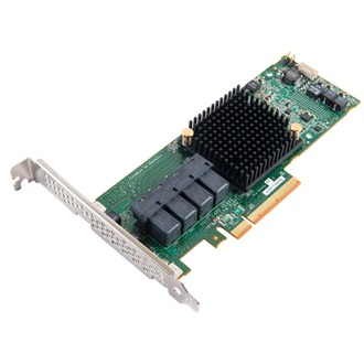 Adaptec 71605E PCI-E x8 - 16 portos SAS/SATA RAID vezérlő Single pack