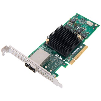 Adaptec 7085H PCI-E x8 - 8 portos SAS/SATA Host Bus Adapter Single pack
