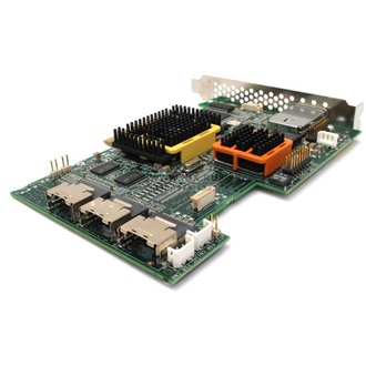 Adaptec 51245 PCI-E x8 - 16 portos SAS/SATA RAID vezérlő Single pack