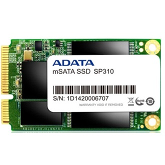 Adata SSD SP310 256GB mSATA SATA2  MLC BOX