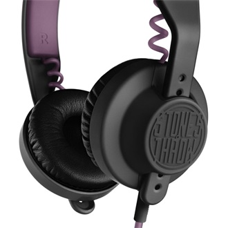 Aiaiai TMA-1 DJ Stones Throw stereo headset lila