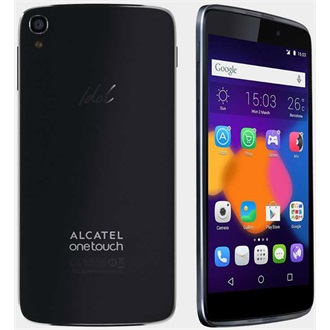 Alcatel Idol 3 (5.5) 16GB, Dark Grey (Android)