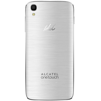 Alcatel Idol 3 (5.5) 16GB, Metallic Silver (Android)