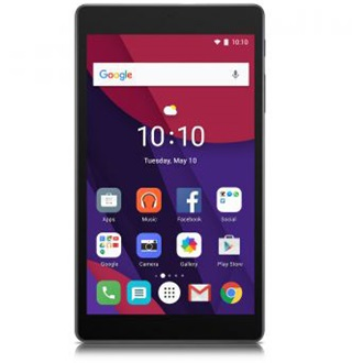 "Alcatel Pixi 4 7"" 8GB tablet fekete"