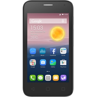 Alcatel Pixi First Dual SIM, Silver (Android)