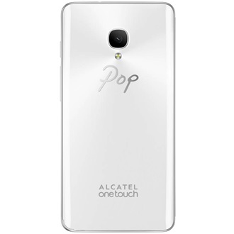 Alcatel Pop Up 5.0 Dual SIM, White (Android) okostelefon fehér