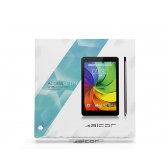 "Alcor Access Q111M 10.1"" 8GB 3G tablet fekete"