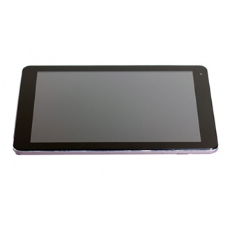 "Alcor Zest Q933RS 9.7"" 16GB tablet szürke + bőr tok"