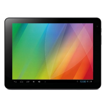 "Alcor Zest Q933R 9.7"" 32GB tablet szürke + bőr tok"