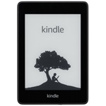 "Amazon Kindle Paperwhite 4 (2018; sponsored) 6"" E-Ink Carta vízálló e-book olvasó fekete"