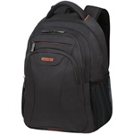 "American Tourister At Work Laptop Backpack 15,6"" notebook hátizsák fekete-narancssárga"