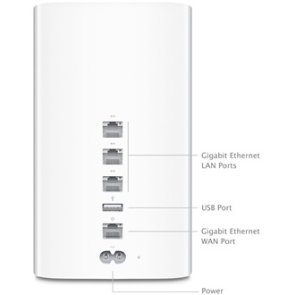 Apple AirPort Time Capsule 2TB NAS