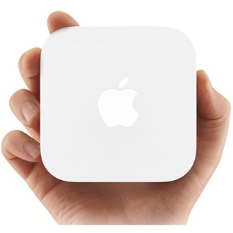 Apple Airport Express Base Station Dual Band WI-FI router