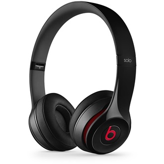 Apple Beats Solo2 2.0 headset fekete
