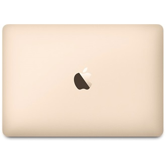 Apple MacBook notebook arany