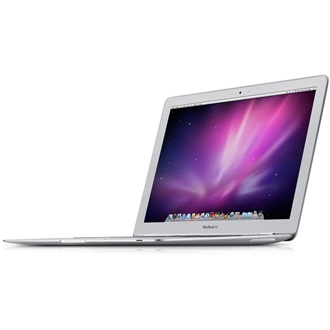 Apple MacBook Air MD711 notebook fehér-ezüst