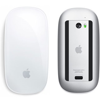 Apple Magic Mouse Bluetooth lézeres egér fehér