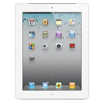 "Apple 9,7"" iPad 3 - 32GB Wi-Fi + 4G tablet (fehér)"
