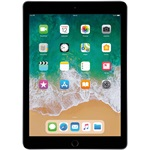 "Apple iPad (2018) cellular 9.7"" 128GB 4G/LTE tablet fekete-szürke (Space Gray)"