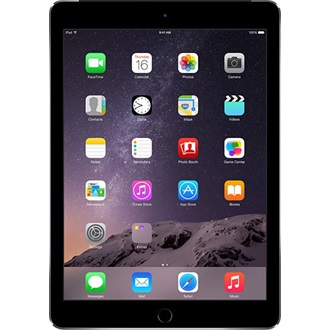 "Apple iPad Air 2 cellular 9.7"" 32GB 4G/LTE tablet fekete-szürke"