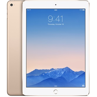 "Apple iPad Air 2 9.7"" 16GB tablet fehér-arany"